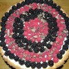 Berry Tart with Mascarpone Cream